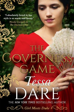 Cover image - The Governess Game (Girl meets Duke, Book 2)