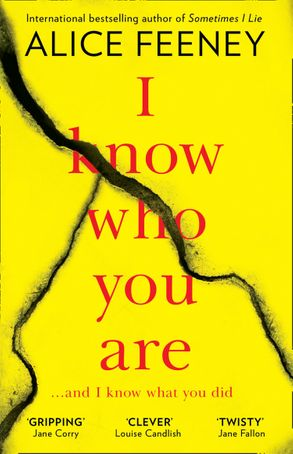 Cover image - I Know Who You Are