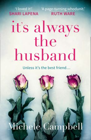 Cover image - It's Always The Husband