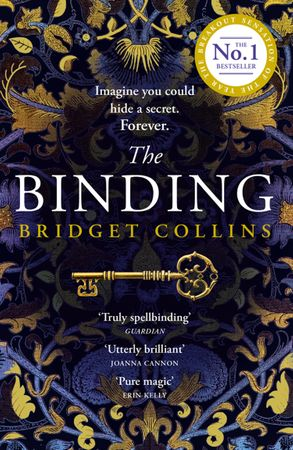 Cover image - The Binding
