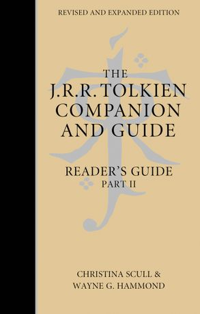Cover image - The J. R. R. Tolkien Companion and Guide: Volume 3: Reader's Guide PART 2