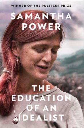 Cover image - The Education of An Idealist
