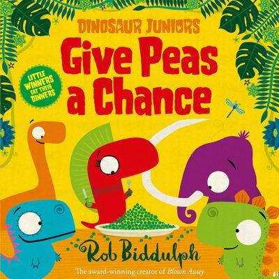 Dinosaur Juniors (2) - Give Peas a Chance