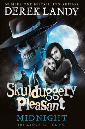 Cover image - Midnight (Skulduggery Pleasant, Book 11)