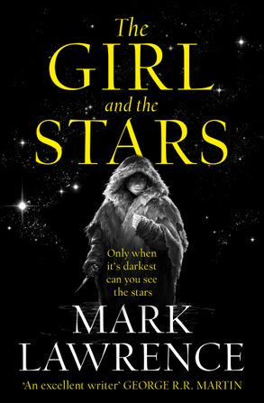 Cover image - The Girl And The Stars