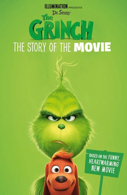 The Grinch The Story Of The Movie Movie Tie In