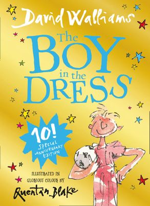Cover image - The Boy in the Dress - Anniversary Edition