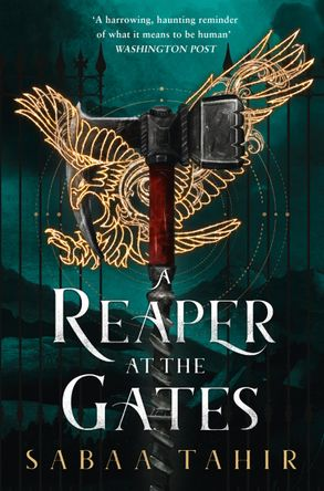 Cover image - A Reaper At The Gates