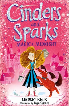 Cover image - Cinders & Sparks (1) - Magic At Midnight