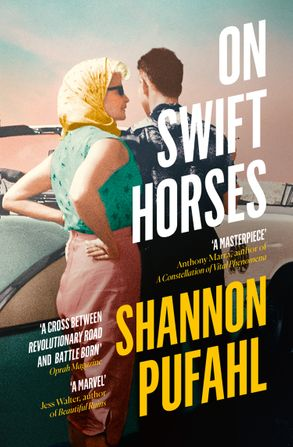 Cover image - On Swift Horses