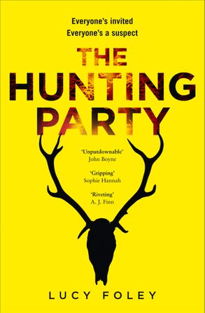 Cover image - The Hunting Party