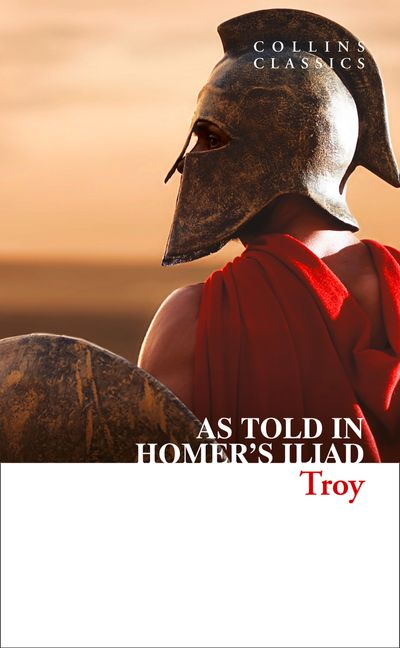 differences between iliad and troy