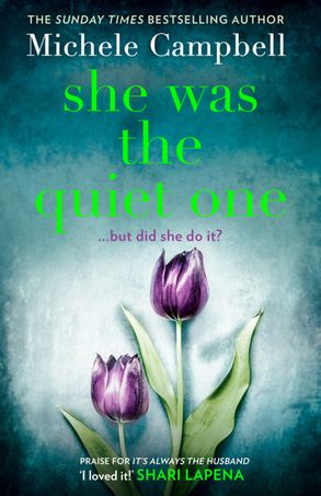 Cover image - She Was The Quiet One