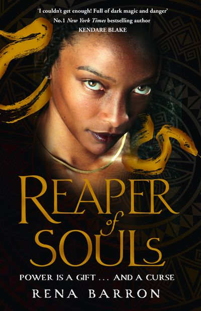 Reaper of Souls (Kingdom of Souls trilogy, Book 2)