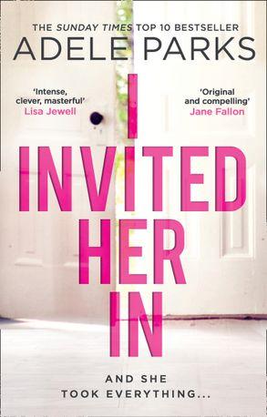 Cover image - I Invited Her In