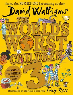 Cover image - The World's Worst Children 3