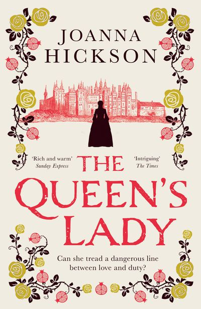 The Queen's Lady (Queens of the Tower, Book 2)