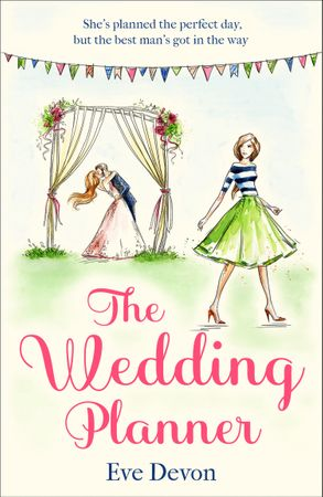 Cover image - The Wedding Planner