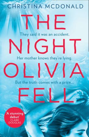 Cover image - The Night Olivia Fell