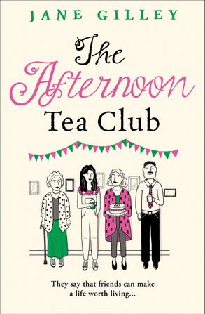 Cover image - The Afternoon Tea Club