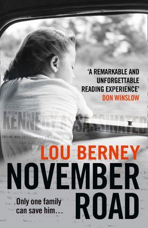 Cover image - November Road