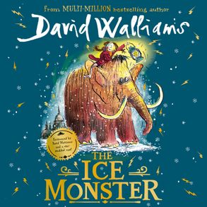 Cover image - The Ice Monster Unabridged CD