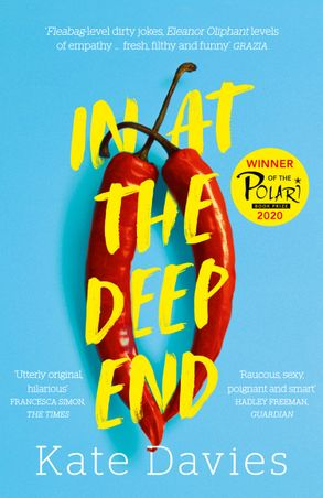 Cover image - In At The Deep End