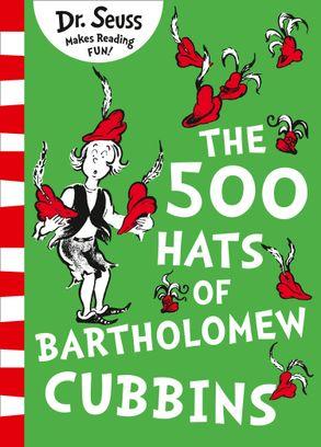 Cover image - The 500 Hats of Bartholomew Cubbins