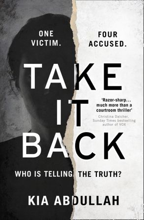 Cover image - Take It Back