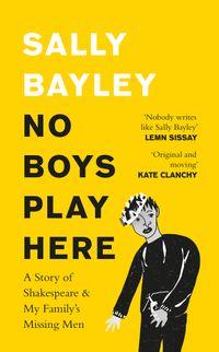 no-boys-play-here