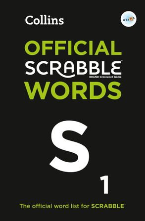 Cover image - Collins Official Scrabble Words: The Official, Comprehensive Wordlist for Scrabble [Fifth Edition]
