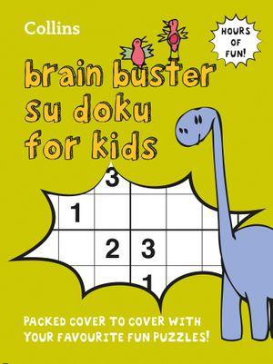 Kids' Brain Busters Su Doku