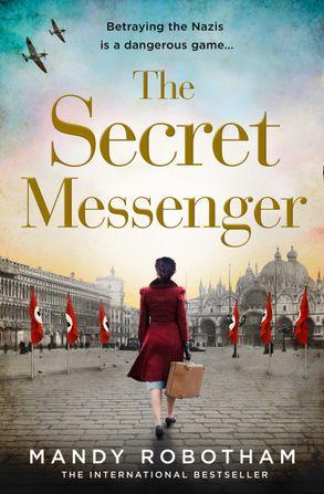 Cover image - The Secret Messenger