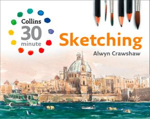 Cover image - Sketching (Collins 30-Minute Painting)