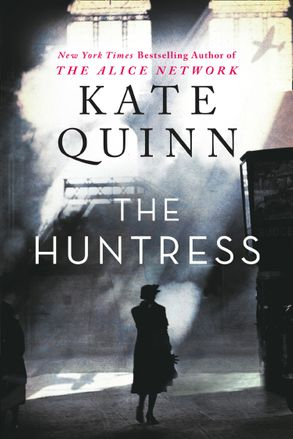 Cover image - The Huntress