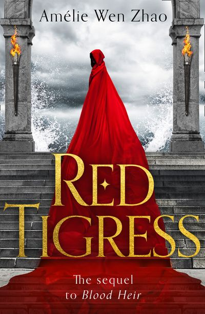 Red Tigress (Blood Heir Trilogy, Book 2)