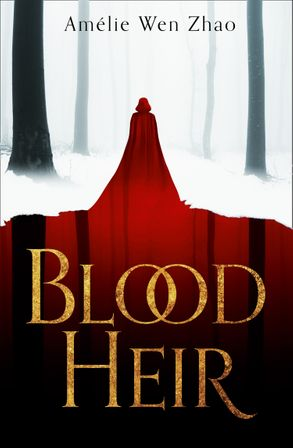 Cover image - Blood Heir