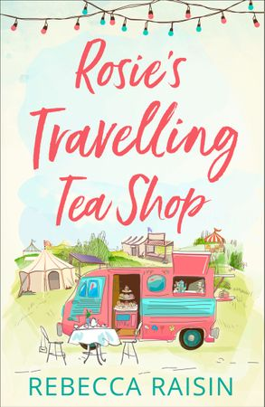 Cover image - Rosie's Travelling Tea Shop