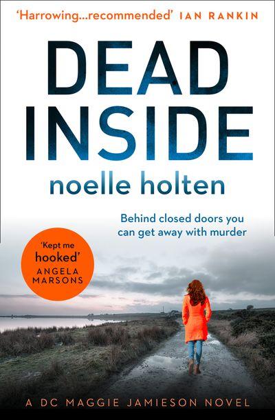 Dead Inside (Maggie Jamieson Crime Thriller, Book 1)