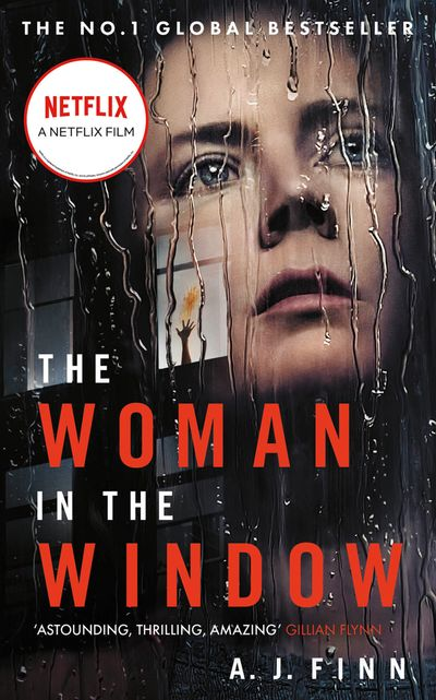 The Woman In The Window [Film Tie-in Edition]