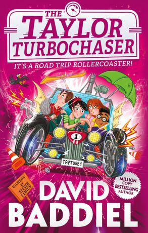 Cover image - The Taylor Turbochaser