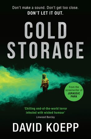 Cover image - Cold Storage