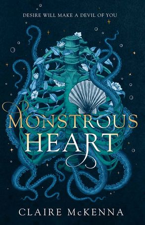 Cover image - Monstrous Heart