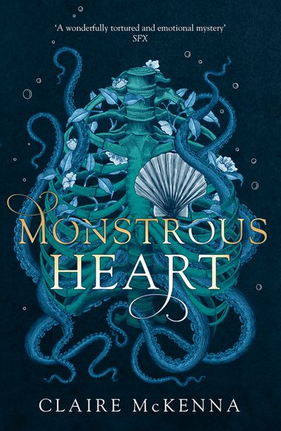 Monstrous Heart: The astonishing steampunk fantasy debut of 2020 (The Deepwater Trilogy, Book 1)