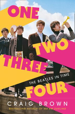 Cover image - 1-2-3-4: The Beatles in Time