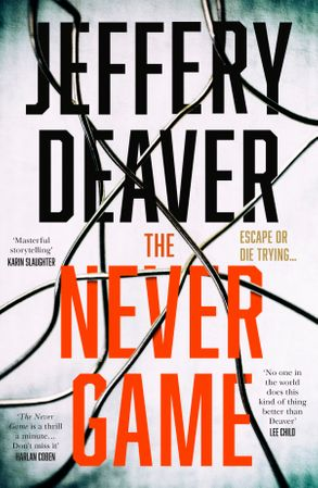 Cover image - The Never Game