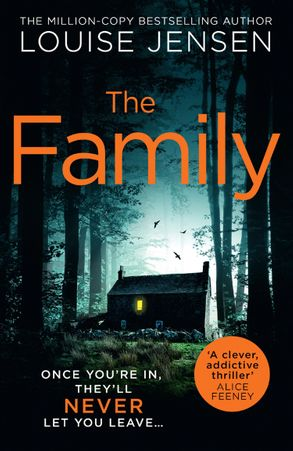 Cover image - The Family