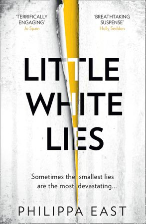 Cover image - Little White Lies