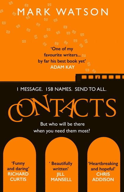 Contacts - Mark Watson - Paperback