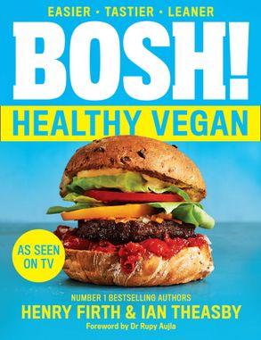 Cover image - Bosh! The Healthy Vegan Diet